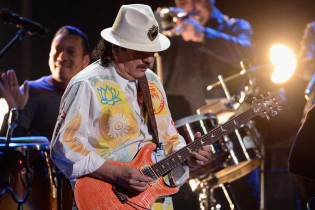 Carlos Santana (Fotó: ultimateclassicrock.com)
