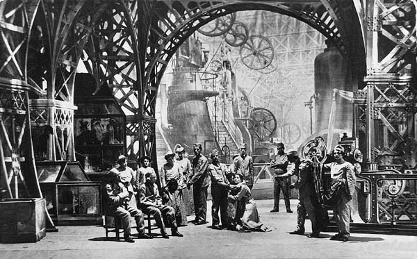 Az ember tragédiája 1908-ban (Fotó: cultura.hu)