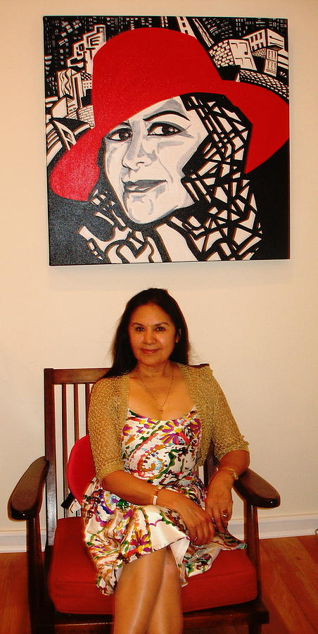 Glafira Rosales (Fotó: fineartamerica.com)