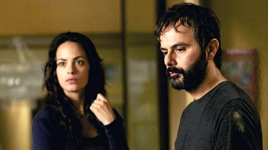A két főszereplő: Bérénice Bejo és Ali Mossaffa