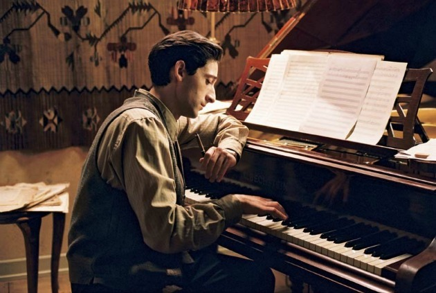 Adrian Brody A zongoristában
