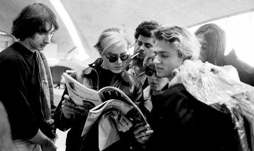 Így olvasott Andy Warhol