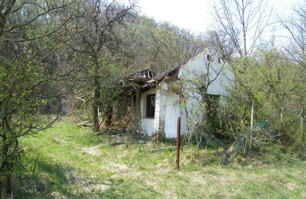 Kápolnapuszta utolsó romháza (Fotó: panoramio.com