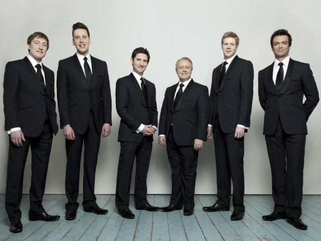 King's Singers (Fotó: ZeneSzüret)