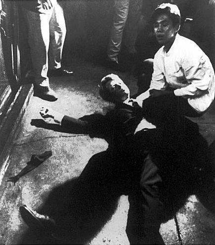 Bill Eppridge: Robert F. Kennedy halálakor készített felvétele