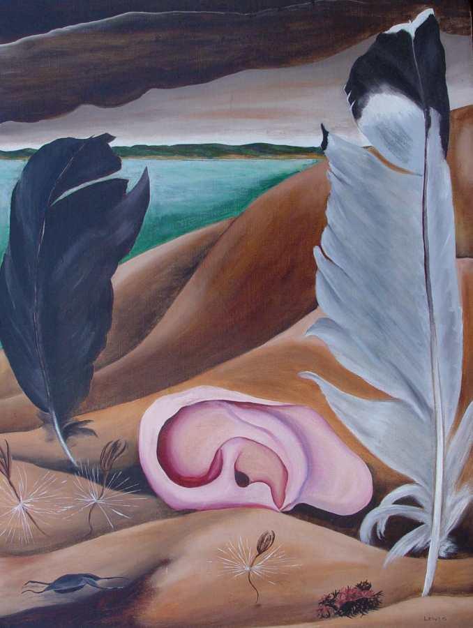 Doris Lindo Lewis: Fül és toll