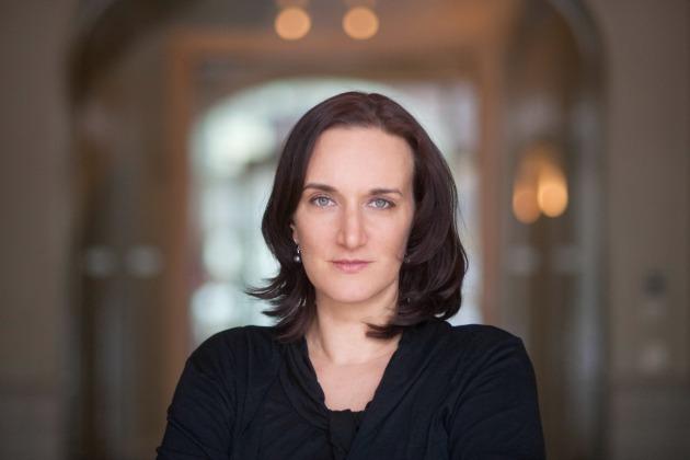 Terézia Mora (Fotó: Peter von Felbert)