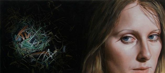Czene Márta festménye