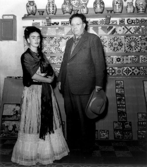 Frida Kahlo és Diego Rivera