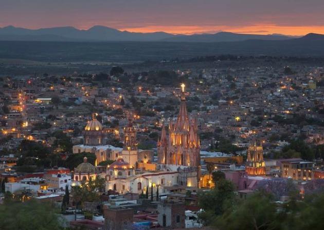 San Miguel de Allende (Fotó: tracygallagher.com)