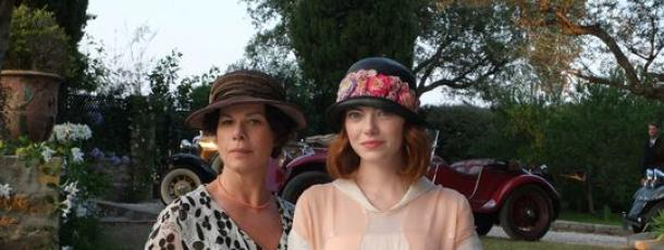 Marcia Gay Harden és Emma Stone (Fotó: melty.fr)
