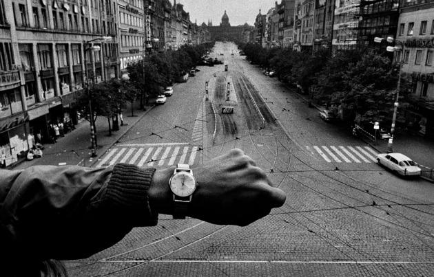 Fotó: Josef Koudelka, forrás: pdnphotooftheday.com