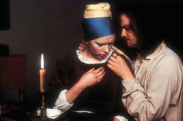Scarlett Johansson és Colin Firth a filmben