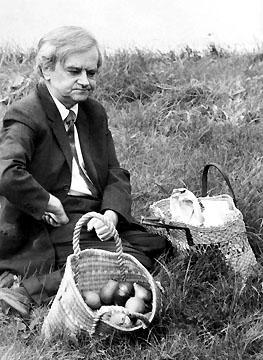 Weöres Sándor (Fotó: litera.hu)