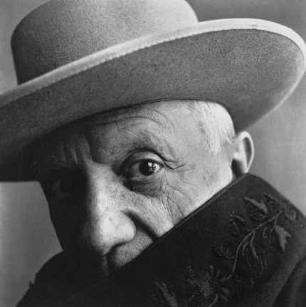 Irving Penn: Pablo Picasso