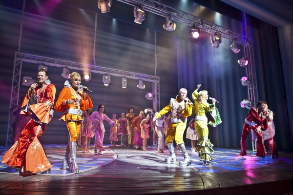 Mamma Mia! (Fotó: broadwayworld.com)