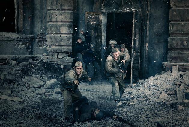 Jelenet a Sztálingrádból (Fotó: hungarian.ruvr.ru)