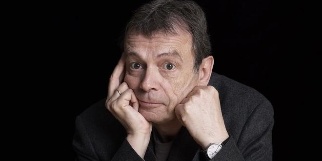 Pierre Lemaitre (Fotó: culturebox.francetvinfo.fr)