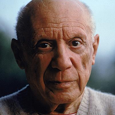 Pablo Picasso (fotó: biography.com)