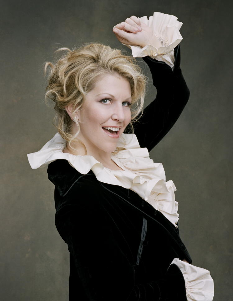 Joyce DiDonato (Fotó: bach-cantatas.com)