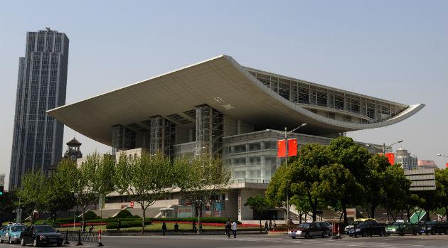A sanghaji operaház