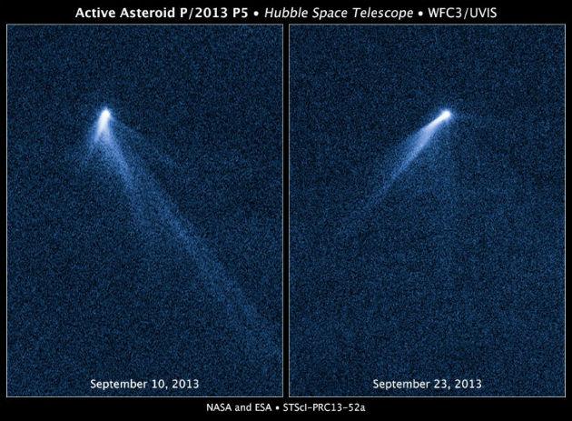 Fotó: hirado.hu/NASA, ESA, D. Jewitt (UCLA)