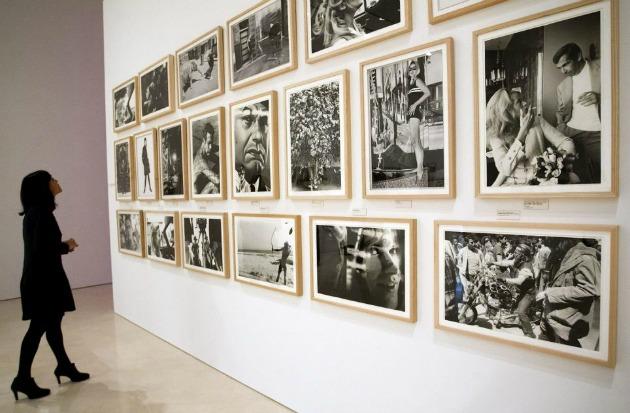 Dennis Hopper kiállítás Spanyolországban (Fotó: njnewsday.com)