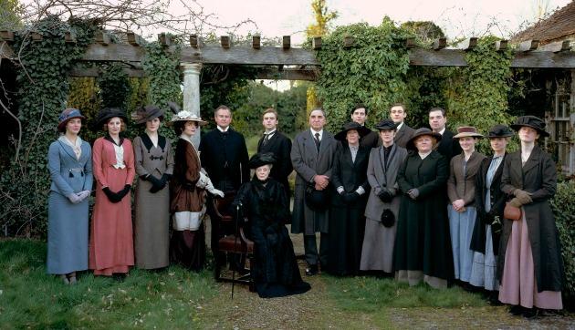 Downton Abbey (Fotó: sorozatjunkie.hu)