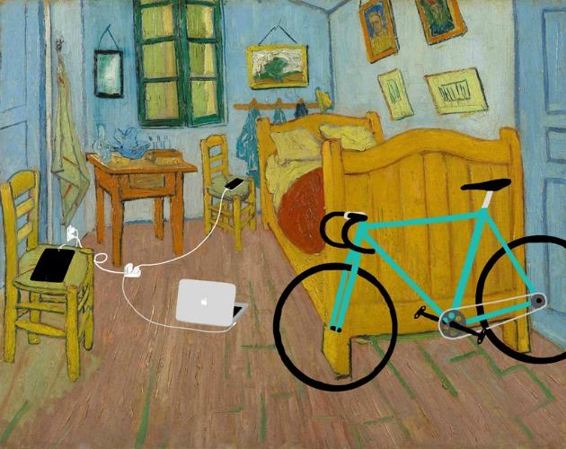 Vincent van Gogh: Szoba