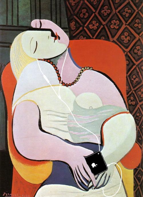 Pablo Picasso: Álom