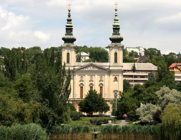 Budapesti Szent Imre templom: a gálakoncert helyszíne