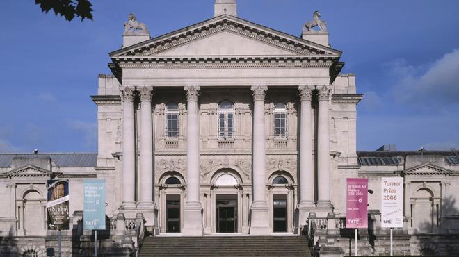 A Tate Britain új külsővel (Fotó: timeout.com)