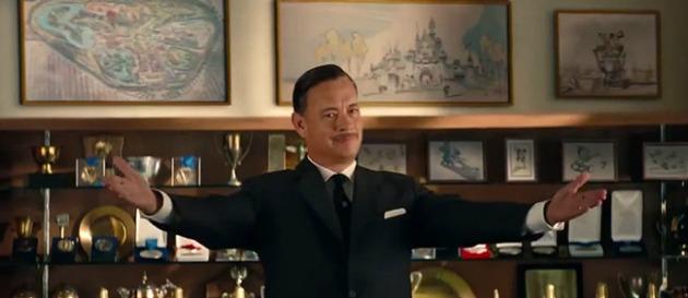 Tom Hanks a Mr. Banks megmentése főszerepében