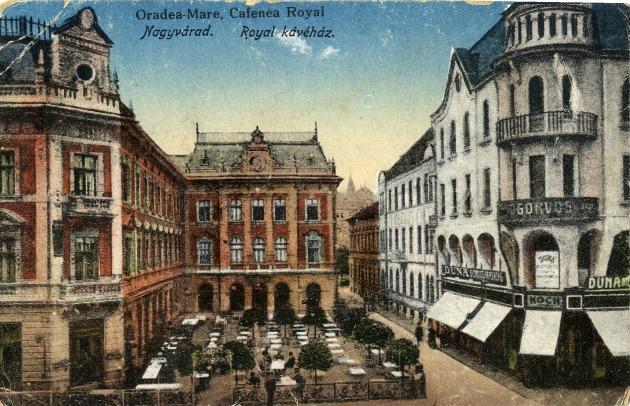 Royal Kávház Nagyváradon (Fotó: hu.wikipedia.org)