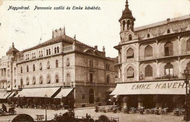 Emke Kávéház (Fotó: egykor.hu)