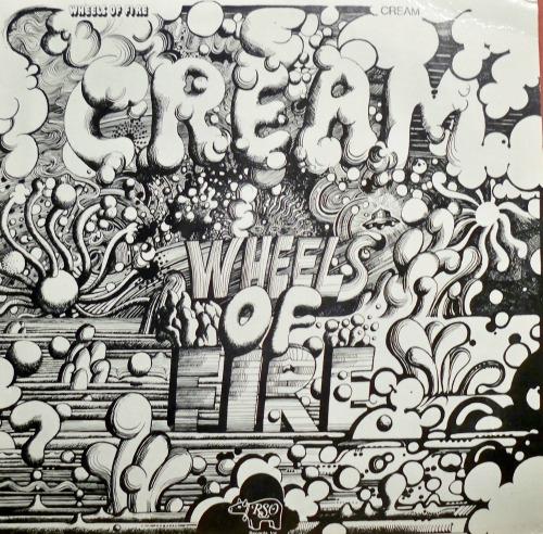 Cram lemezborító - Martin Sharp munkája
