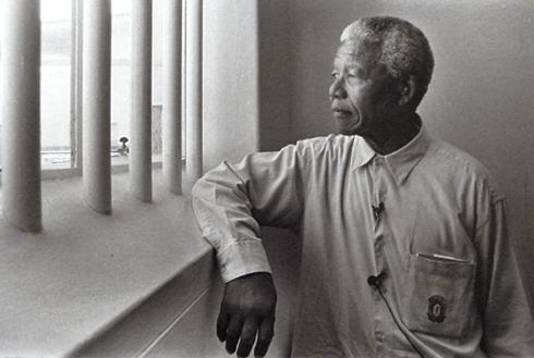 Nelson Mandela (Fotó: noxrentals.co.za)