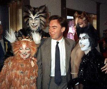 Andrew Lloyd Webber és a Macskák