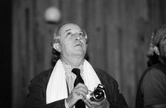 A díszvendég: Vittorio Storaro (Fotó: de.wikipedia.org)
