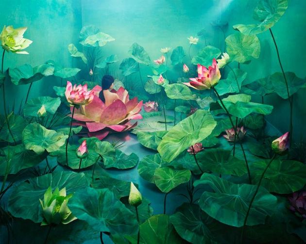 Feltámadás (Fotó: mymodernmet.com/ Jee Young Lee)