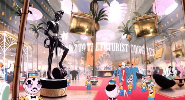 Üdvözöljük a Futurista Kongresszuson!