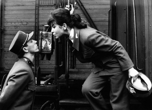 Szigorúan ellenőrzött vonatok