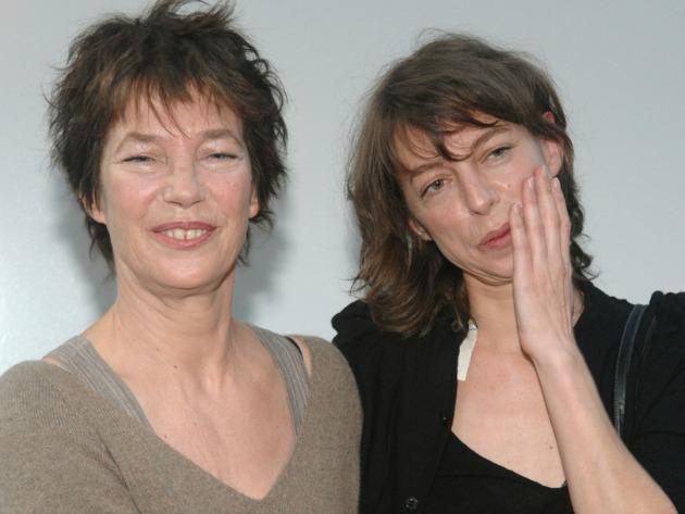 Jane Birkin és Kate Barry (Fotó: mediastarzz.com)