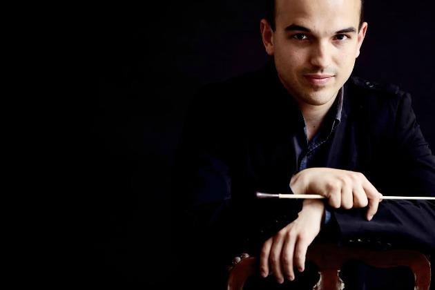 Hámori Máté, a sorozat megálmodója és karmestere