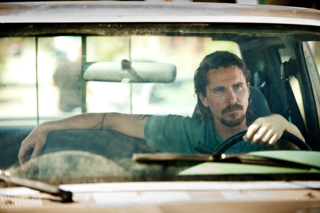 Christian Bale az Out of the Furnace-ben