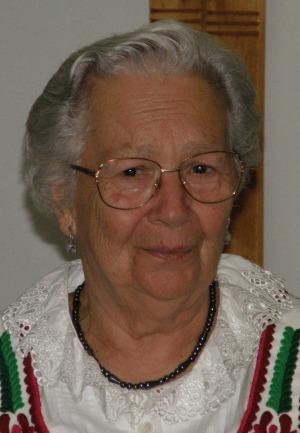 Szabó Éva (Fotó: muvelodes.ro)