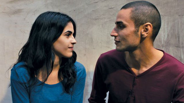 Pauline Bahoth (Nadia) és Adam Barki (Omar)Fotó: cultuurbewust.nl