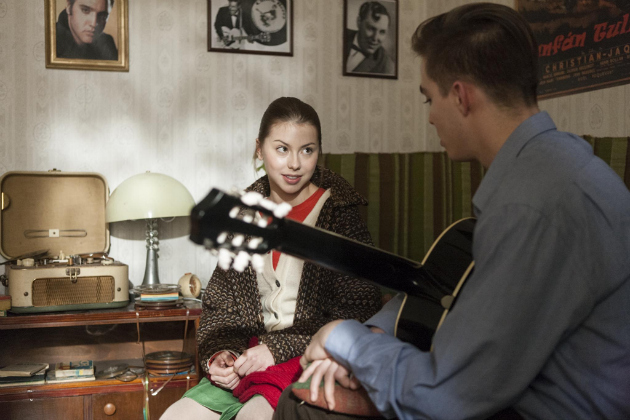 Jelenet a filmből, Döbrösi Laura, Balogh Zsombor