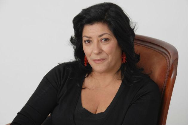 Almudena Grandes (fotó:planetaellas.com)