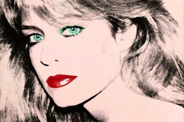 Andy Warhol: Farah Fawcett (Forrás: pursuitist.com)